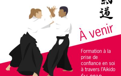 Formation à la prise de confiance en soi à travers l'Aikido
